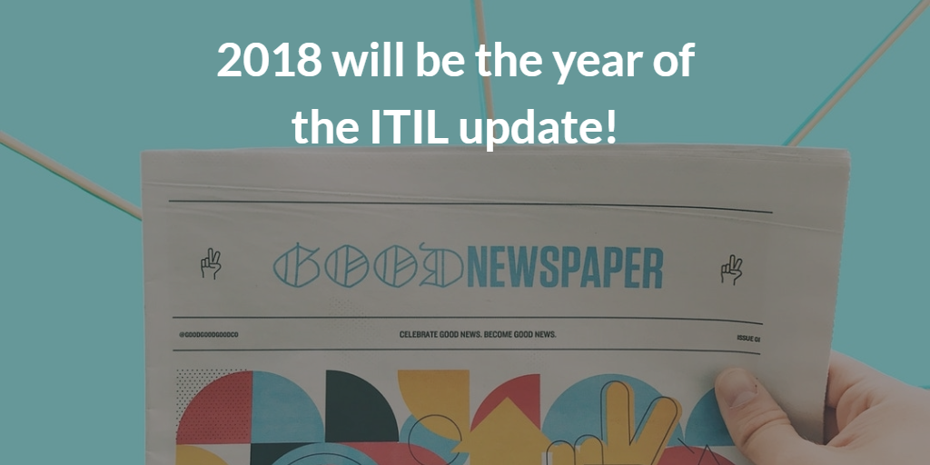 What we know so far about the ITIL Update